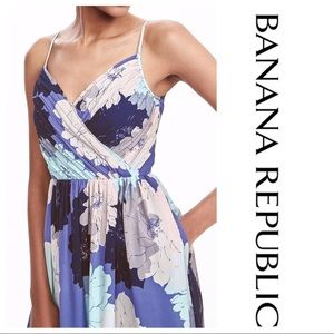 NEW Banana Republic Floral Dress Size 6 - H08